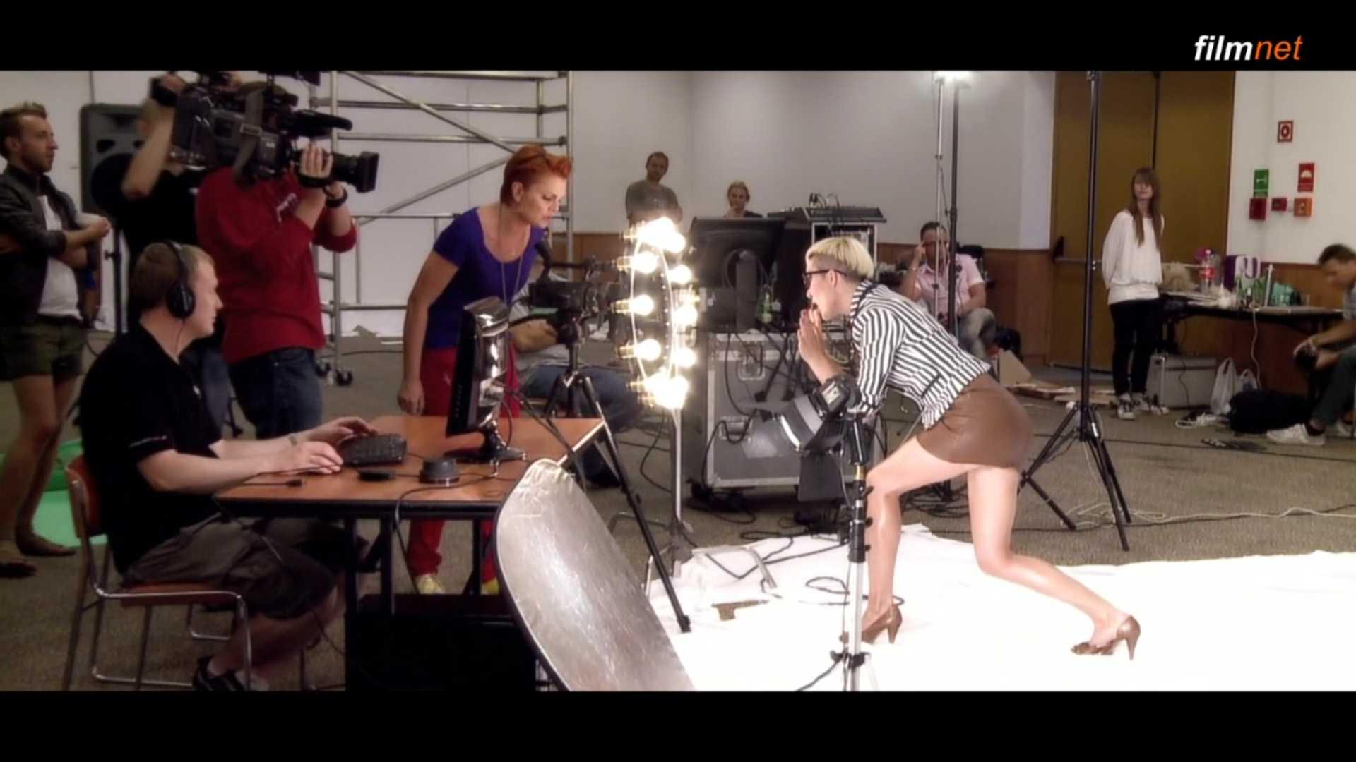 "Magda Steczkowska ""Ten moment"" – making of"
