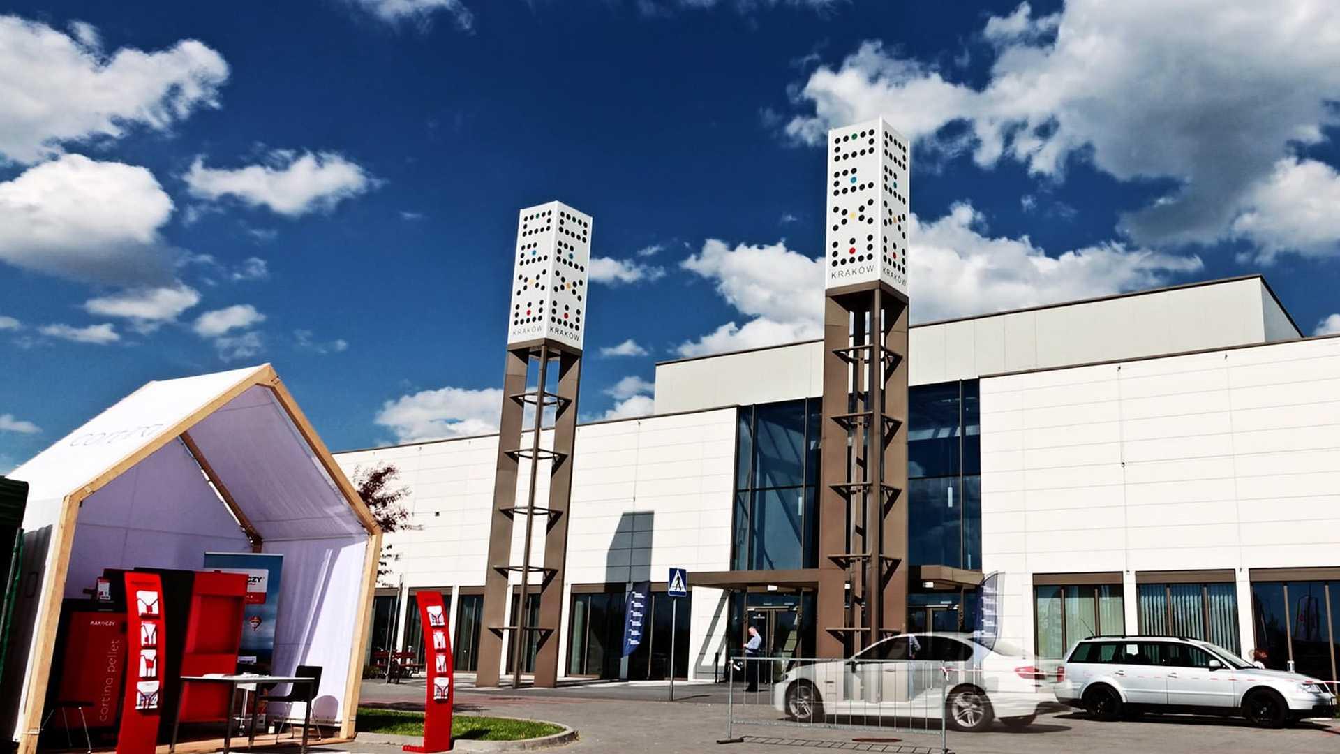 EXPO Kraków – Małopolskie Targi Nowych Technologii w Budownictwie, Instalacji i Wyposażeniu Wnętrz