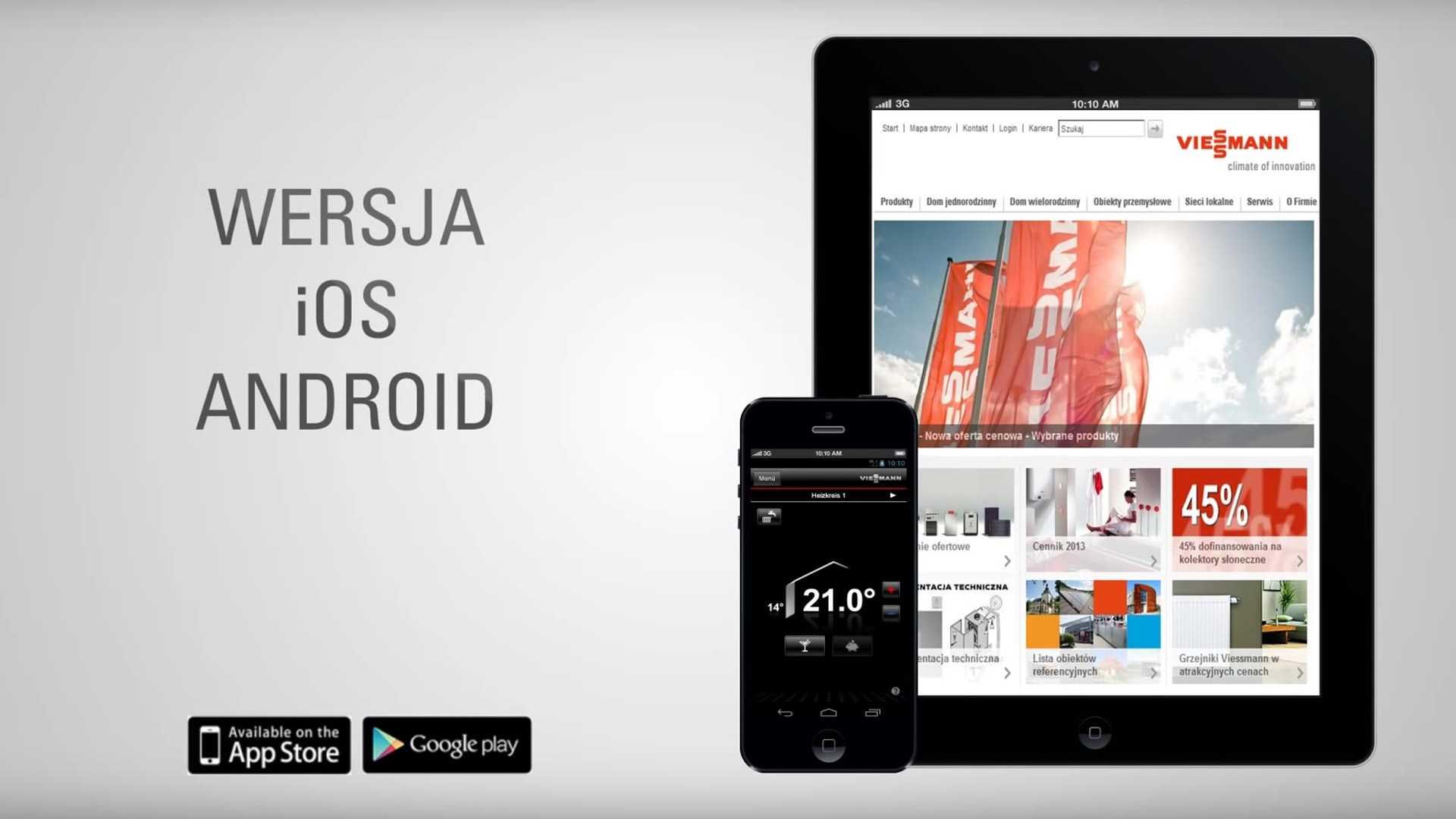 Mobilne Aplikacje Viessmann