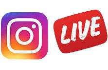 instagram live video streaming transmisje wideo na żywo